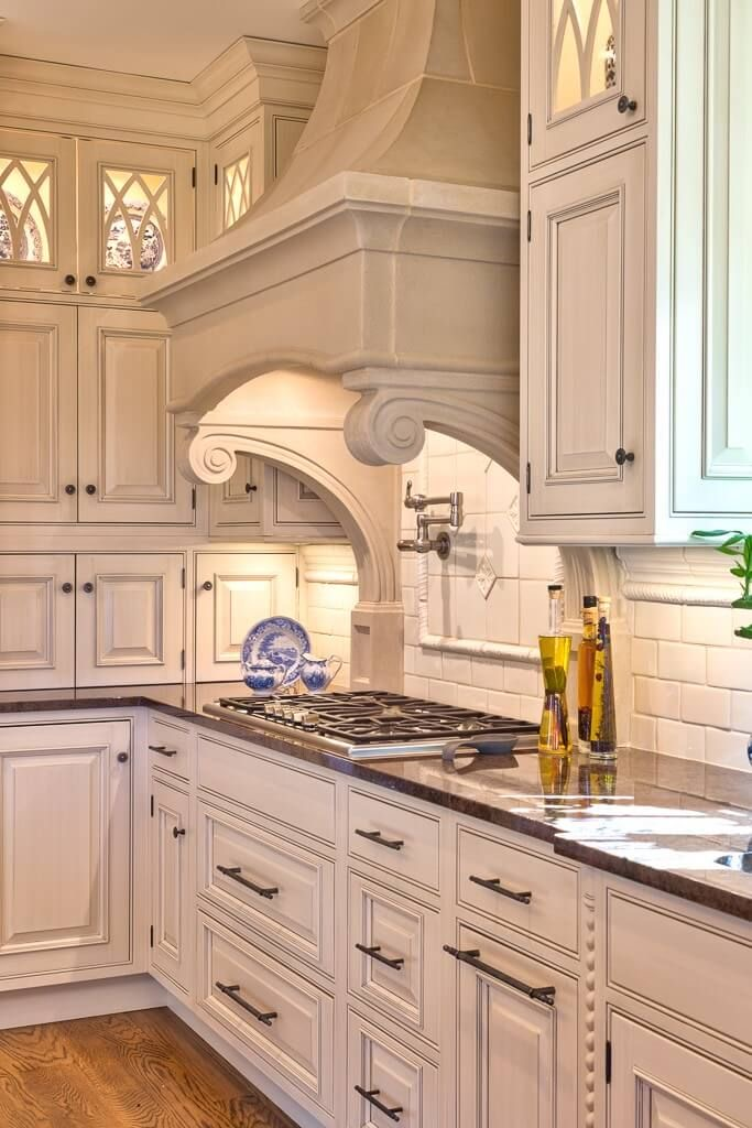 کابینت آشپزخانه ممبران طرح کلاسیک