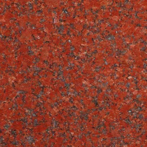 سنگ ساختمانی گرانیت قرمز