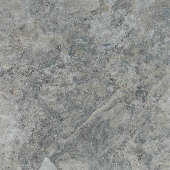سنگ ساختمانی تراورتن نقره ای